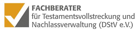 Fachberaterin für Testamentsvollstreckung und Nachlassverwaltung (DStV e.V.)